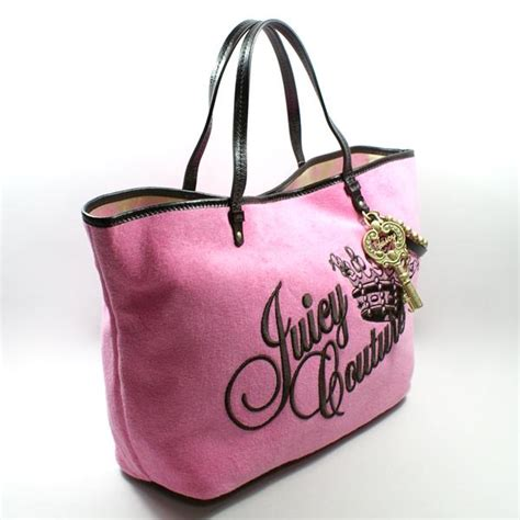 Couture Astor Terry Tote by Couture Sweet Pea Pink Terry Large Tote Yhru1999