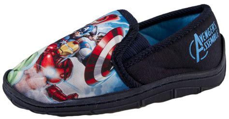 marvel slippers boys marvel thor iron slippers