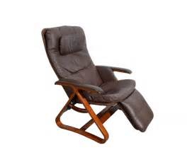 zero gravity chair leather leather lounge chair backsaver zero gravity chair