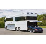 Luxurious $1 Million Motorhome Sleeps Your Family And