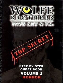 mistletoe the brothers volume 2 books wolfe fx step by step book horror painting