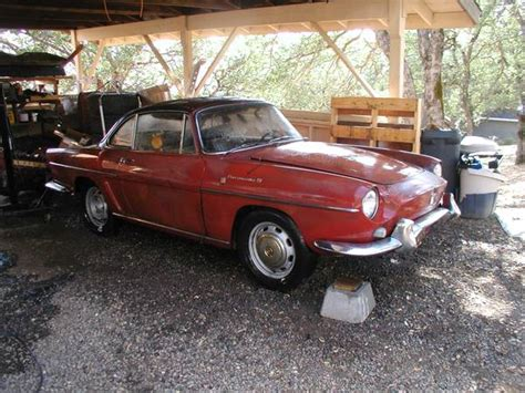 renault caravelle engine 1964 renault caravelle for 1 200