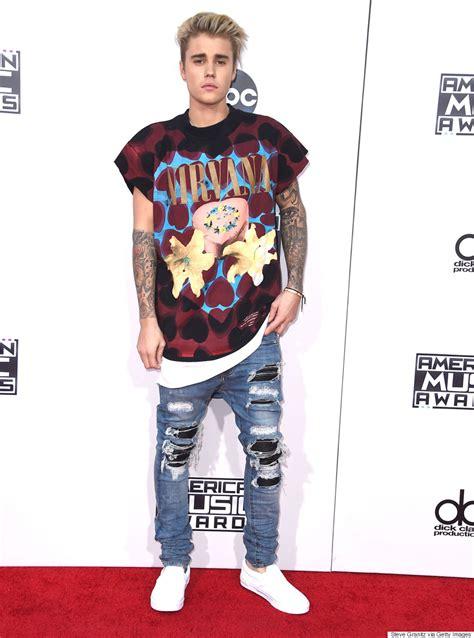 Kaos Tshirt Baju Justin Bieber Purpose Tour My Dont Like You 1 justin bieber thinks harry styles pulls his amas look