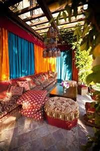 Curtains For Sunroom 20 Moroccan Style House With Outdoor Spaces Home Design