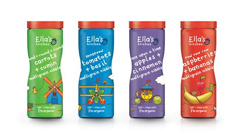 Ella S Kitchen by Ella S Kitchen Grows Up With New Snack Range Aimed At Pre