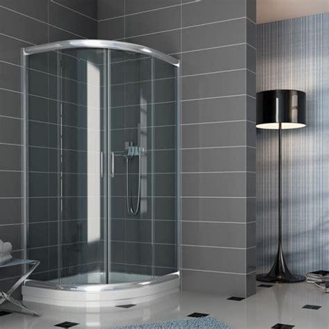 docce doppie box doccia vetro semicircolare doppia porta scorrevole