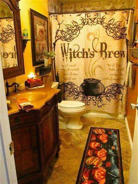 fall bathroom decor bathrooms decor pumpkins and bathrooms on