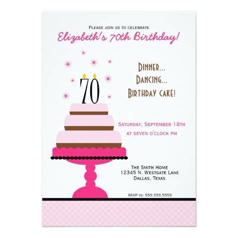 70th birthday invitation template 1329 best 70th birthday invitations images on