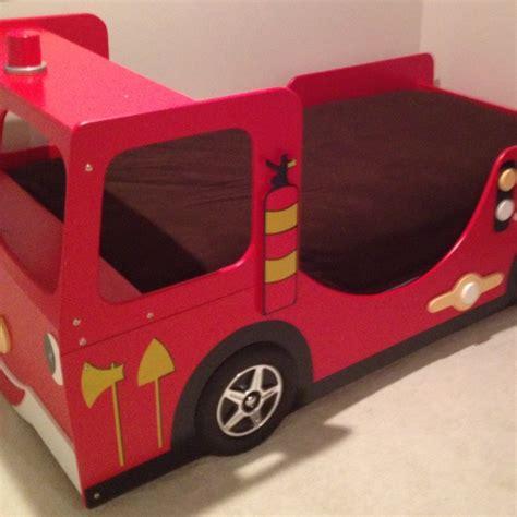 fire truck beds fire truck bed kids room ideas pinterest