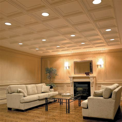 Suspended Ceiling Styles by