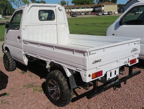 Suzuki Mini Truck Engine Vehicle Manager Trucks 2001 Suzuki Carry Mini Truck