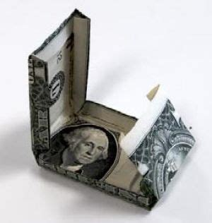 Dollar Bill Origami Box - dollar bill origami box dollar origami