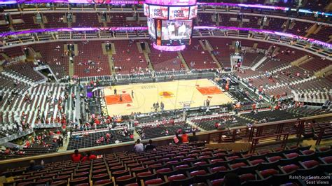 section 302 united center united center section 302 chicago bulls rateyourseats com