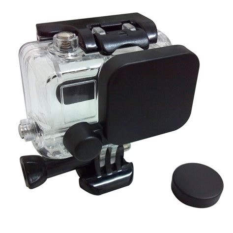 Lens Cap For Gopro Hd 3 lens cap cover housing cover for gopro hd 3