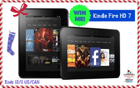 Kindle Fire Giveaway Facebook - win a kindle fire hd 7 us can ends 12 11