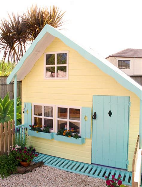 how to play home design on outdoor playhouses to inspirea child s imagination