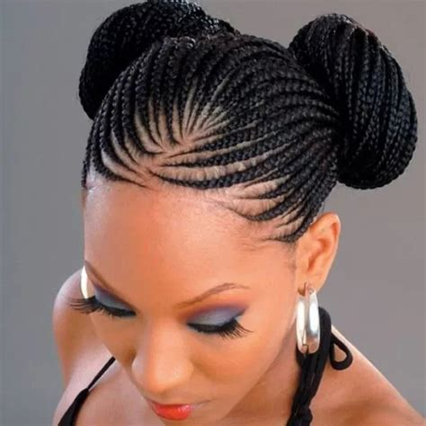 different types of didi hairstyle ghana weaving shuku styles naij com