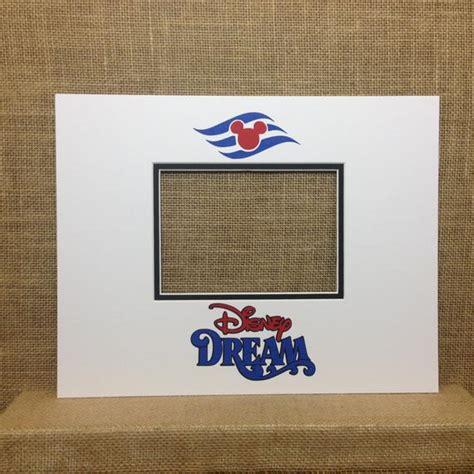 Disney Cruise Photo Mat - disney cruise autograph photo mat signature matte 11x14 mat