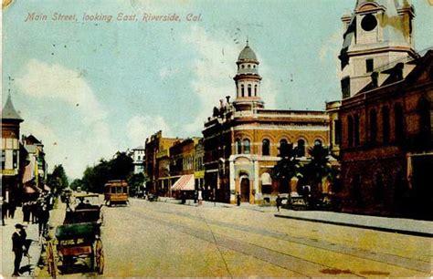penny postcards  riverside county ca