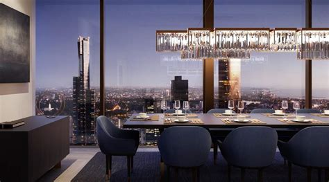 5 of the most expensive penthouses in australia business you wish penthouse luxury in melbourne cbd domain