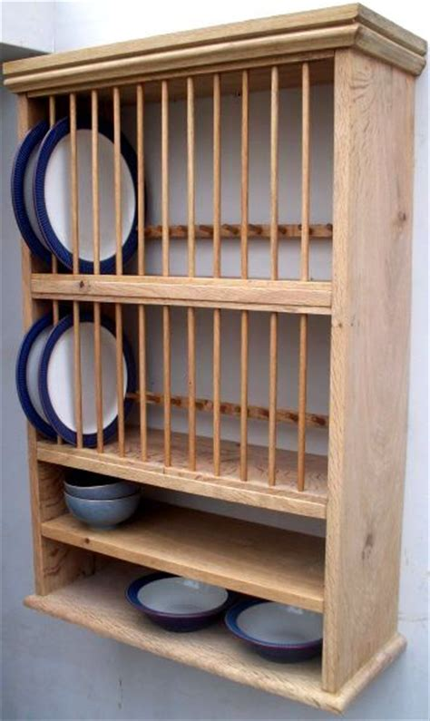 Pine Plate Racks For Kitchens by Stroud Oak Plate Rack 163 276 Kitchen Stove