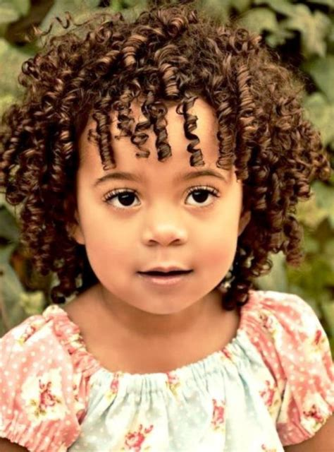 hairstyles curly hair toddlers 25 cute ideas of curly hairstyle for kids 183 inspired luv