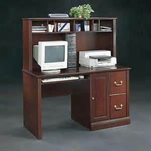 Small Desk With Hutch Canada Sauder 174 Roanoke Computer Desk With Hutch Sears Canada