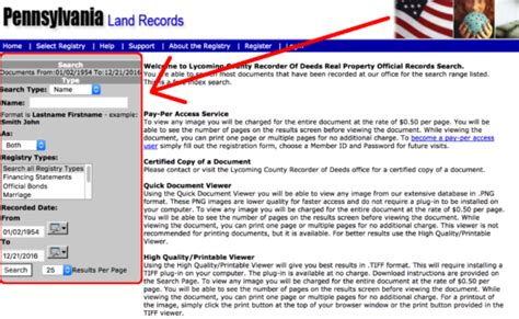 Pennsylvania Records Search Pennsylvania Deed Forms Quit Claim Warranty And Special Warranty Eforms