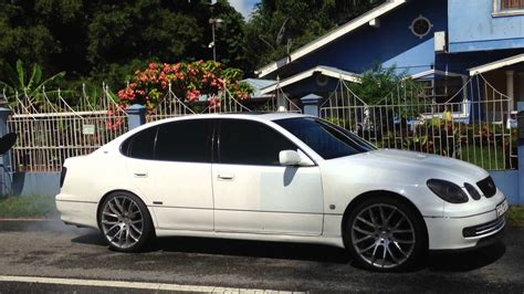 lexus gs300 with 2jz turbo in and tobago