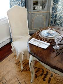 How To Make Dining Room Chair Covers by How To Make A Custom Dining Chair Slipcover Hgtv