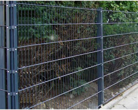 Kosten Zaun Setzen by 60 Meter Zaun Komplett Anthrazit Mit Pfosten Typ A
