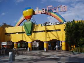 La Feria La Feria Chapultepec M 225 Gico