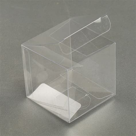 small plastic box small clear plastic gift boxes wholesale