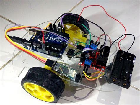 cara membuat robot remote control cara membuat mobil remote via android dengan bluetooth hc