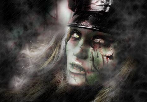 wallpaper zombie girl zombie girl wallpaper wallpapersafari