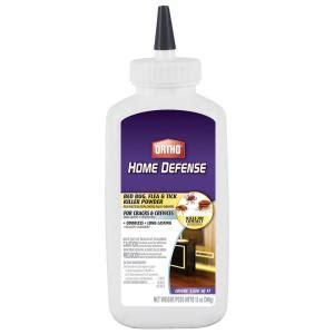 bed defense ortho 12 oz home defense bed bug flea and tick killer