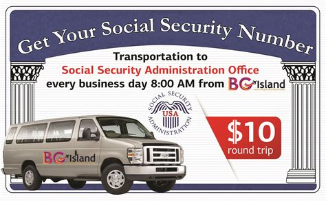 Social Security Office Salisbury Md by Bg Island City Student Center Airport Shuttle
