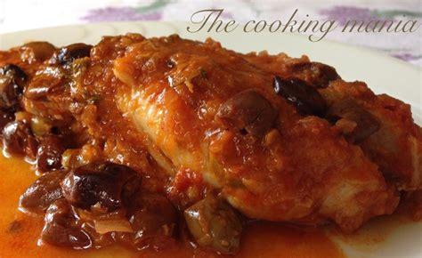 cucinare rana pescatrice rana pescatrice in umido the cooking mania