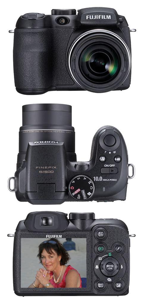 Kamera Dslr Fujifilm Finepix S1500 fujifilm announces new finepix s1500 digital wtih 12x zoom and manual controls digital