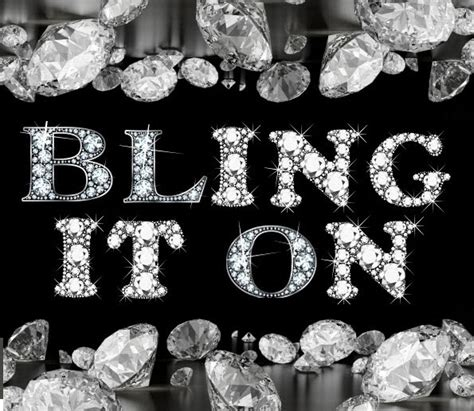 Bling It On by Bling It On Diamonds Logo Bling Stuff