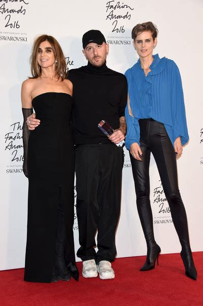 Fashion Awards And The Winners Are by Carine Roitfeld Photos Photos The Fashion Awards 2016