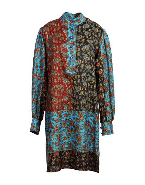 Duro Dresses by Duro Olowu Dress In Multicolor Blue Lyst