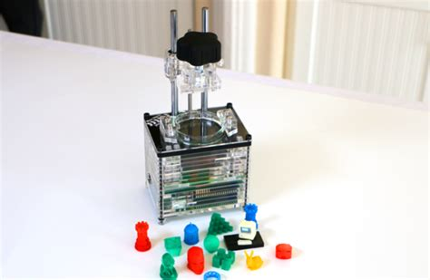 3 Di Ibox ibox nano the world s cheapest smallest sla 3d printer launches on kickstarter for 189