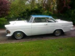 Opel Rekord P2 Opel Rekord P2 Coupe Sold 1962 On Car And