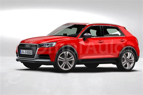 what is a q1 audi q1 suv rendering