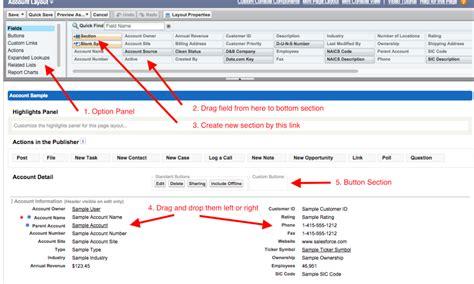 page layout questions in salesforce salesforce beginner tutorials archives sfdc beginner