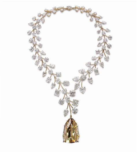 Diamant Halskette by 55 Million Dollar Necklace On Sale In Singapore The Ill
