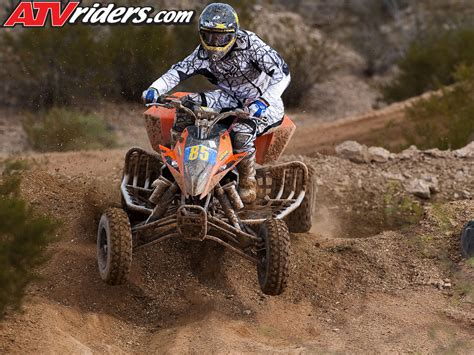 race motocross 2009 dwt world atv mx round 5 pro atv race report
