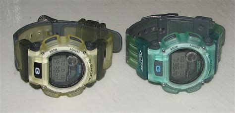 Casio G Shock Dw 9000c G Shock G 2210 fs casio g shock dw 9000 nos