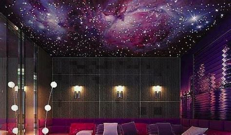 Galaxy Wallpaper For Ceiling by Galaxy Ceiling House Into Home